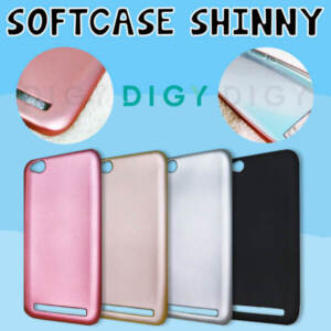 Grosir Distributor Softcase Polos Silicon Shinny Murah - Jakarta