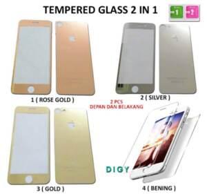 Grosir Terbesar Tempered Glass iPhone Depan Belakang
