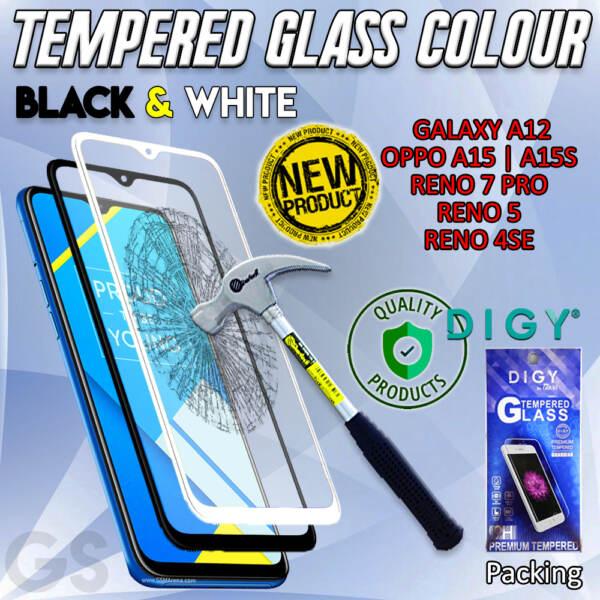 Grosir tempered glass color tipe terlengkap