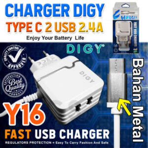 Supplier Charger Digy Kualitas Premium