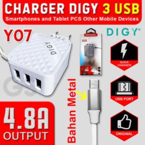 Grosir Termurah Charger 3 USB