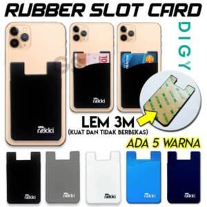 Pusat Grosir Card Holder Casing ID Card Rubber