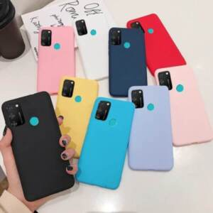 Pusat Grosir Softcase Matte Silicon Candy di Roxy