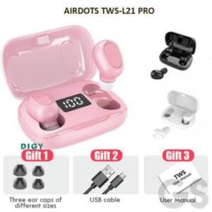 Supplier Earphone/Earbuds Wireless TWS L21 Pro Bluetooth