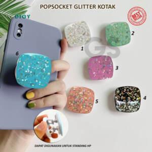 Grosir Termurah Ring Popsocket Glitter di Jakarta