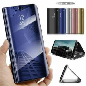 Grosir Termurah Flip Cover Mirror/Clear View Mirror Case