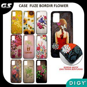 Supplier Case/Casing Hp Murah Fuze Bordir Flower