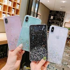 Pusat Grosir Case Glitter Softcase Murah