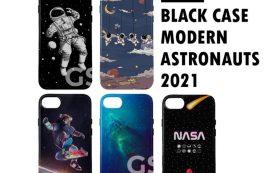 Supplier Distributor Case Modern Nasa Black Astronauts Terbaru Dan Termurah 2021 Di Jakarta Barat